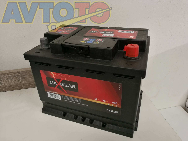 Аккумулятор Maxgear 850108