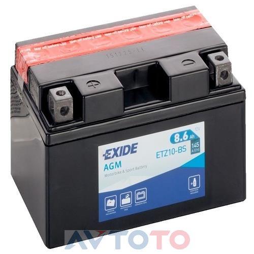 Аккумулятор Exide ETZ10BS