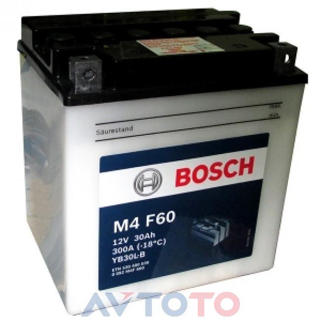 Аккумулятор Bosch 0092M4F600