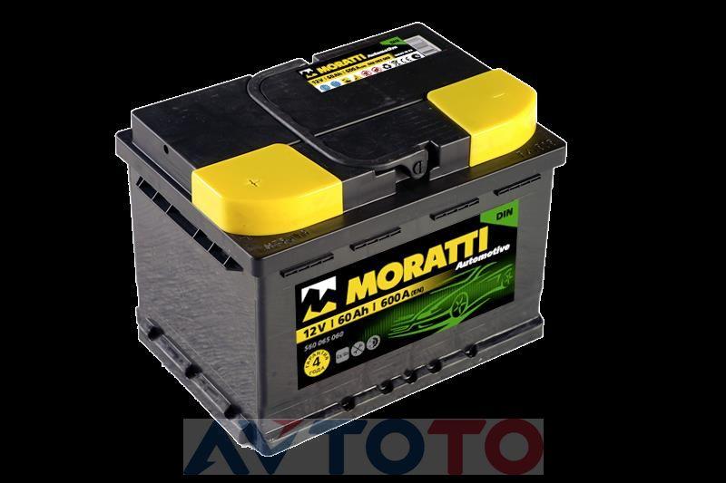 Аккумулятор Moratti 560065057