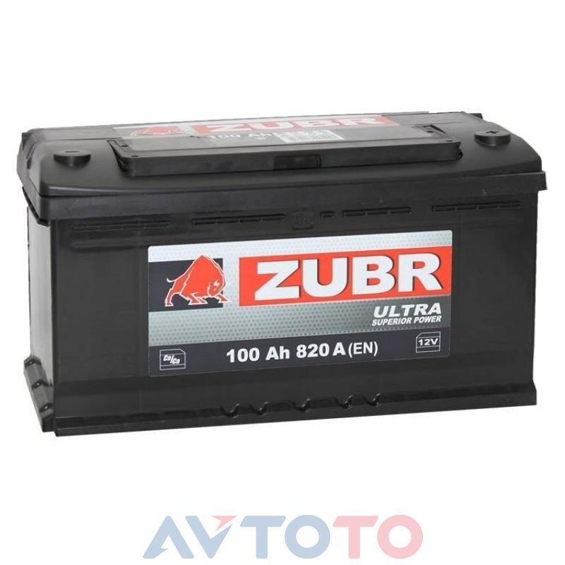 Аккумулятор Zubr 4810728001991