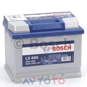 Аккумулятор Bosch 0092L50050
