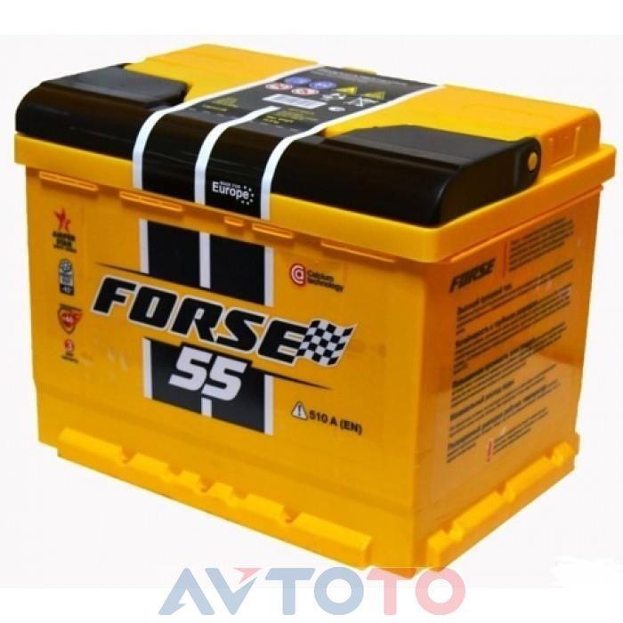 Аккумулятор Forse F6CT55VL1