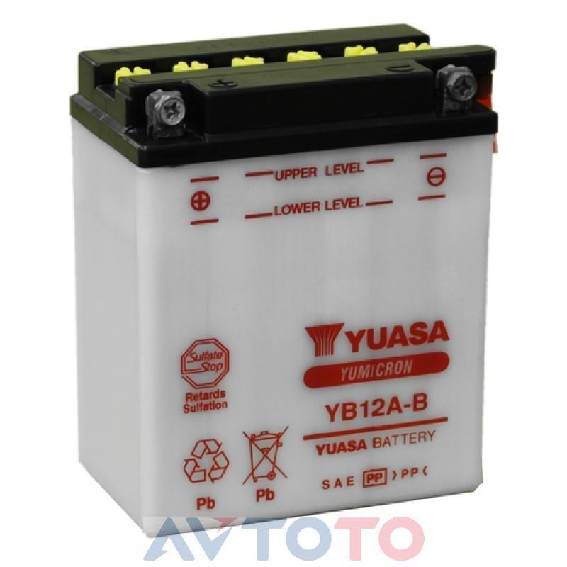 Аккумулятор Yuasa YB12AB