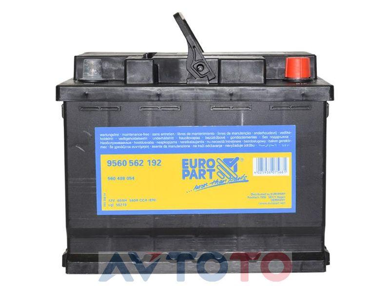 Аккумулятор Europart 560408054