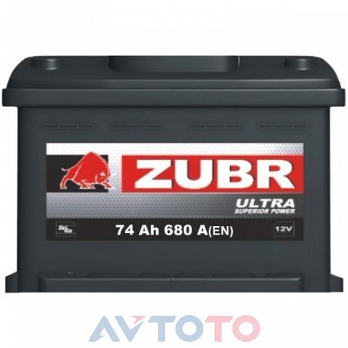 Аккумулятор Zubr 4810728001922