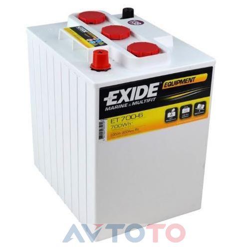 Аккумулятор Exide ET7006