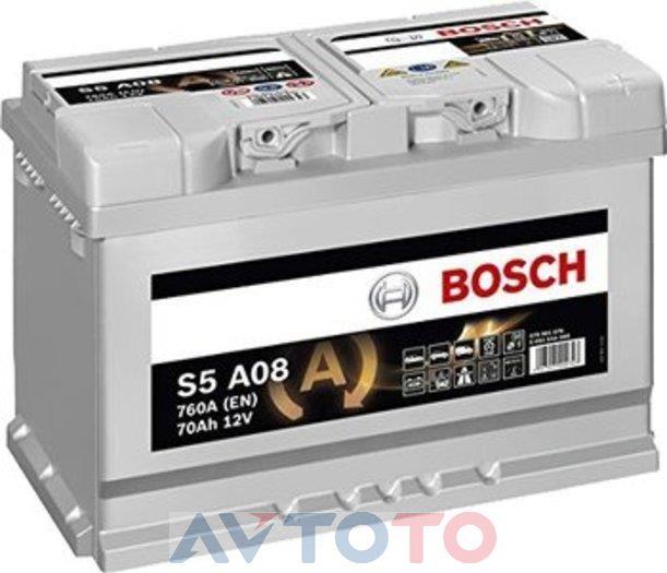 Аккумулятор Bosch 0092S5A080