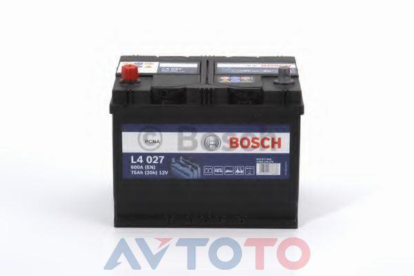 Аккумулятор Bosch 0092L40210