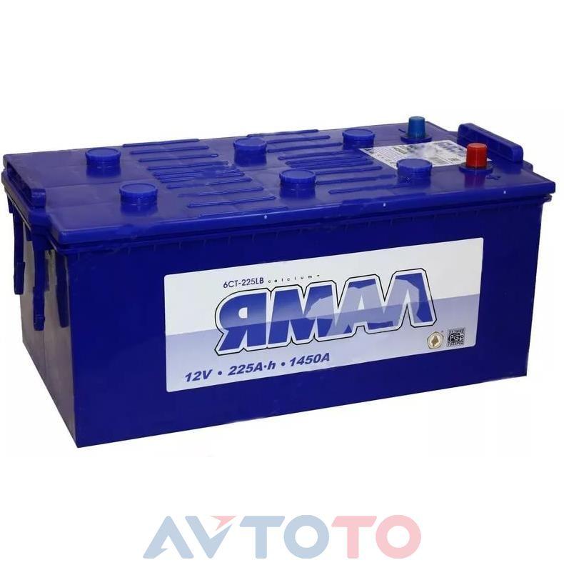 Аккумулятор ЯМАЛ 4607175654081