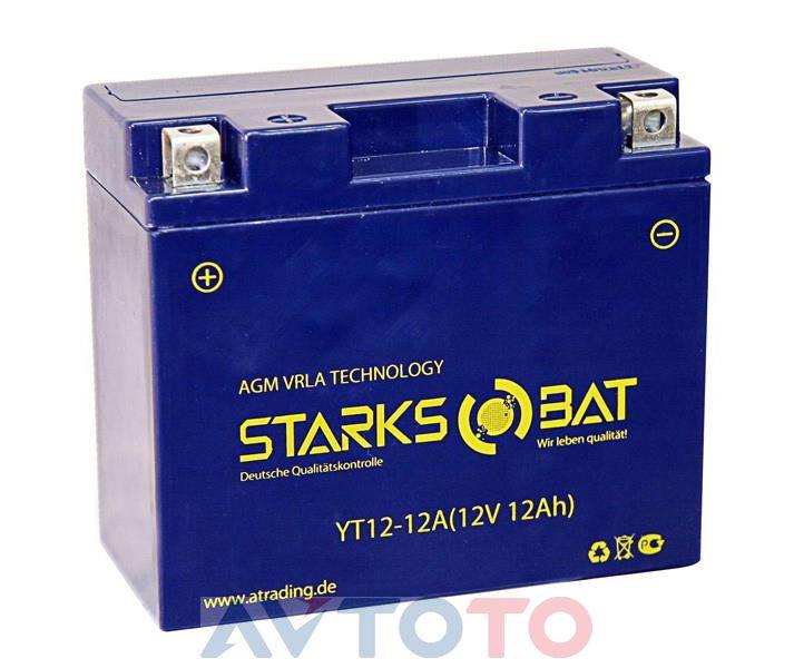 Аккумулятор Starksbat YT1212
