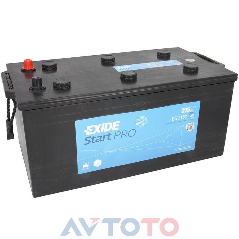 Аккумулятор Exide EG2153