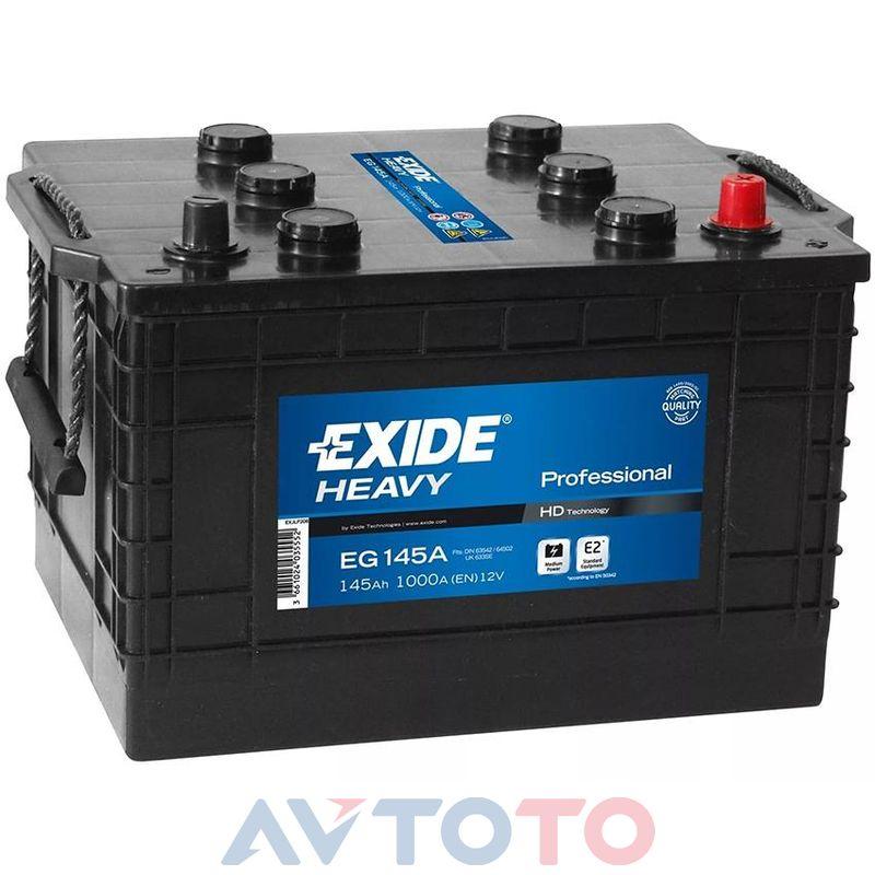 Аккумулятор Exide EG145A