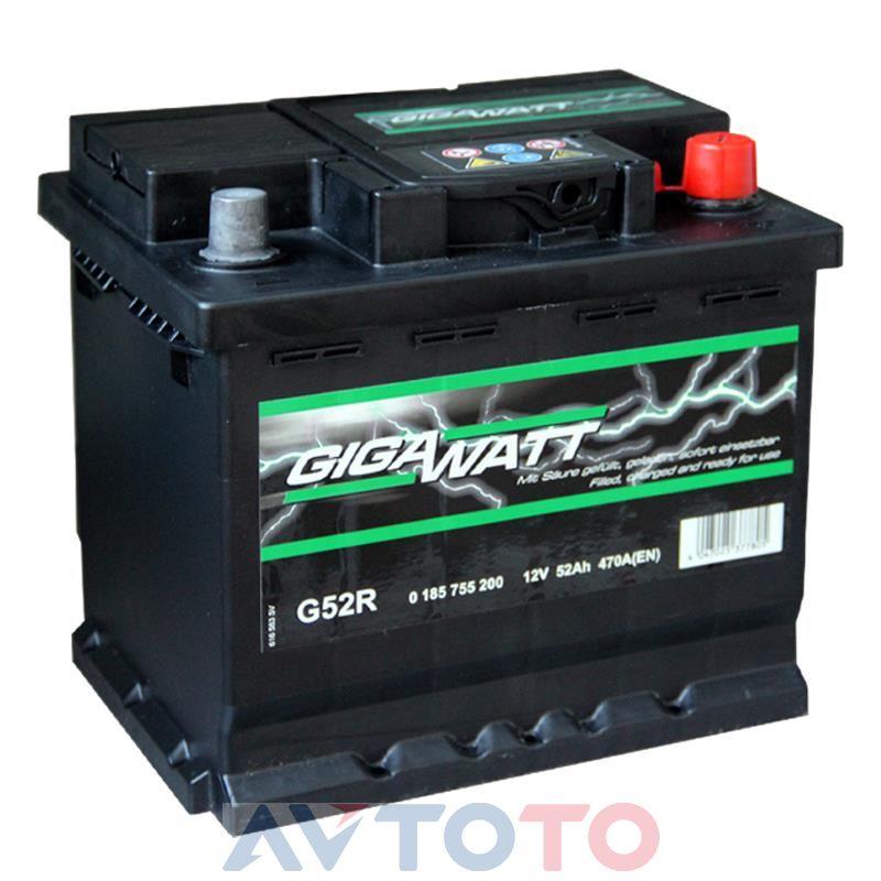 Аккумулятор Gigawatt 0185755200