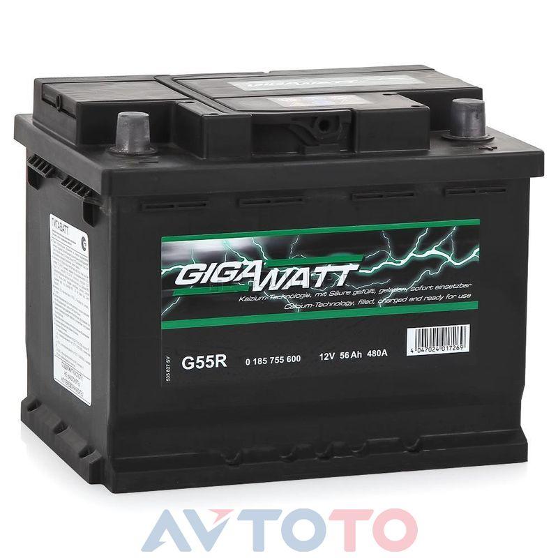 Аккумулятор Gigawatt 0185755600