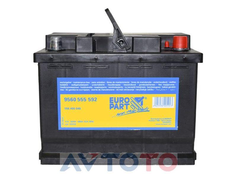 Аккумулятор Europart 556400048