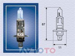 Лампа Magneti marelli 002551100000