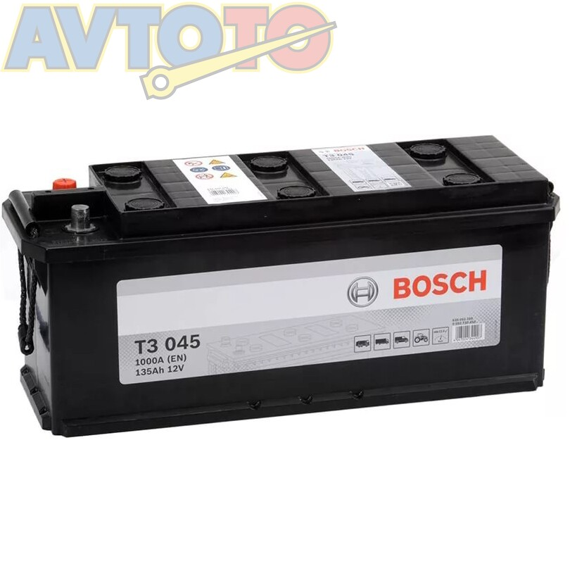 Аккумулятор Bosch 0092T30450