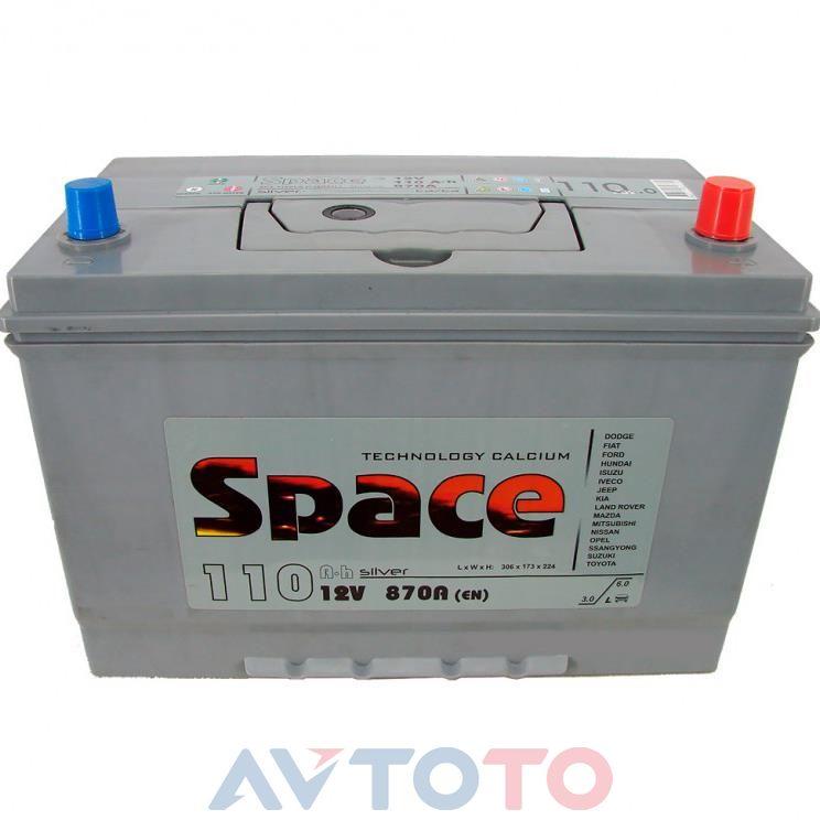 Аккумулятор Space 4607175651820