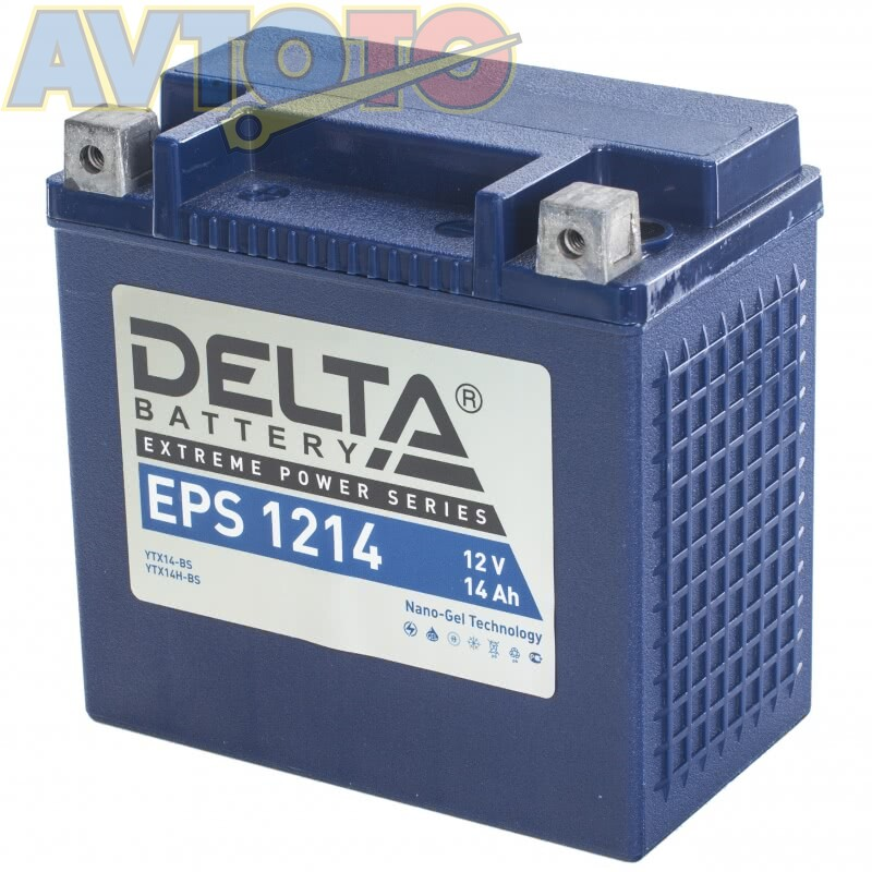 Аккумулятор Delta Battery EPS1214