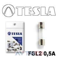 Предохранитель Tesla FGL20,5A.10