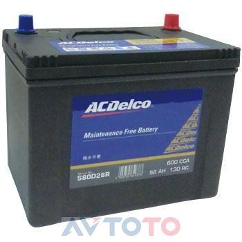 Аккумулятор AC Delco S80D26R