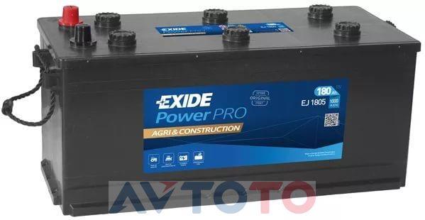 Аккумулятор Exide EJ1805