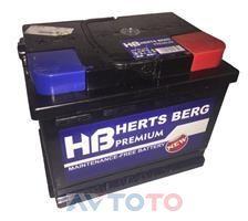 Аккумулятор Herts Berg PREMIUM190