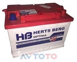Аккумулятор Herts Berg OPTIMA75