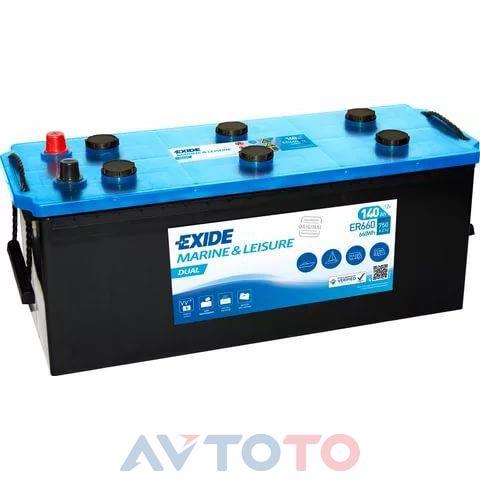 Аккумулятор Exide ER660