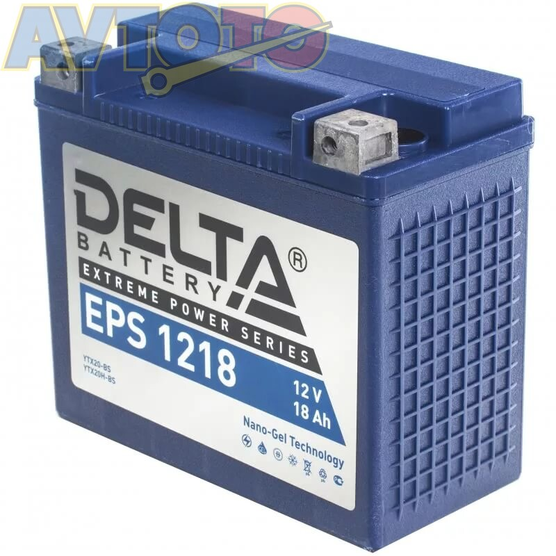 Аккумулятор Delta Battery EPS1218
