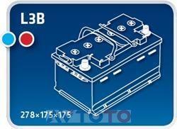 Аккумулятор Ipsa TM75P
