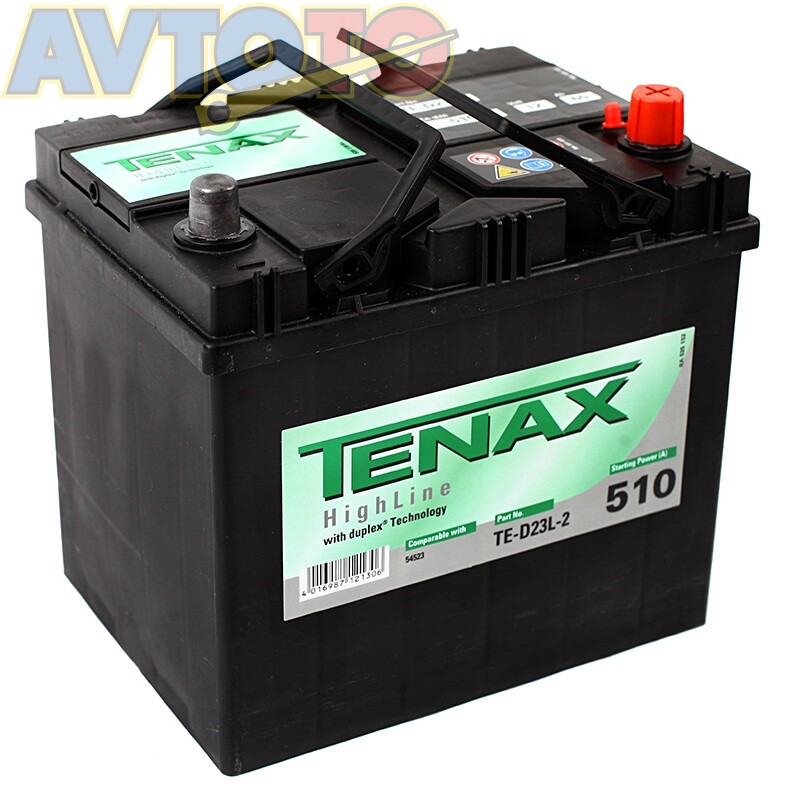 Аккумулятор Tenax TED23L2