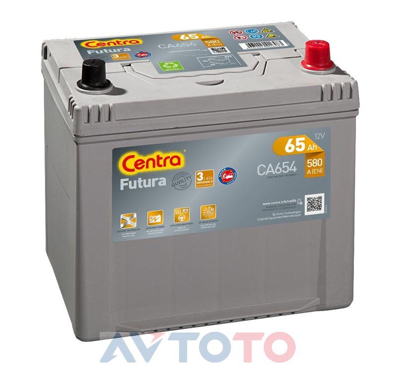 Аккумулятор Centra CA654