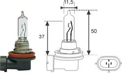 Лампа Magneti marelli 002548100000
