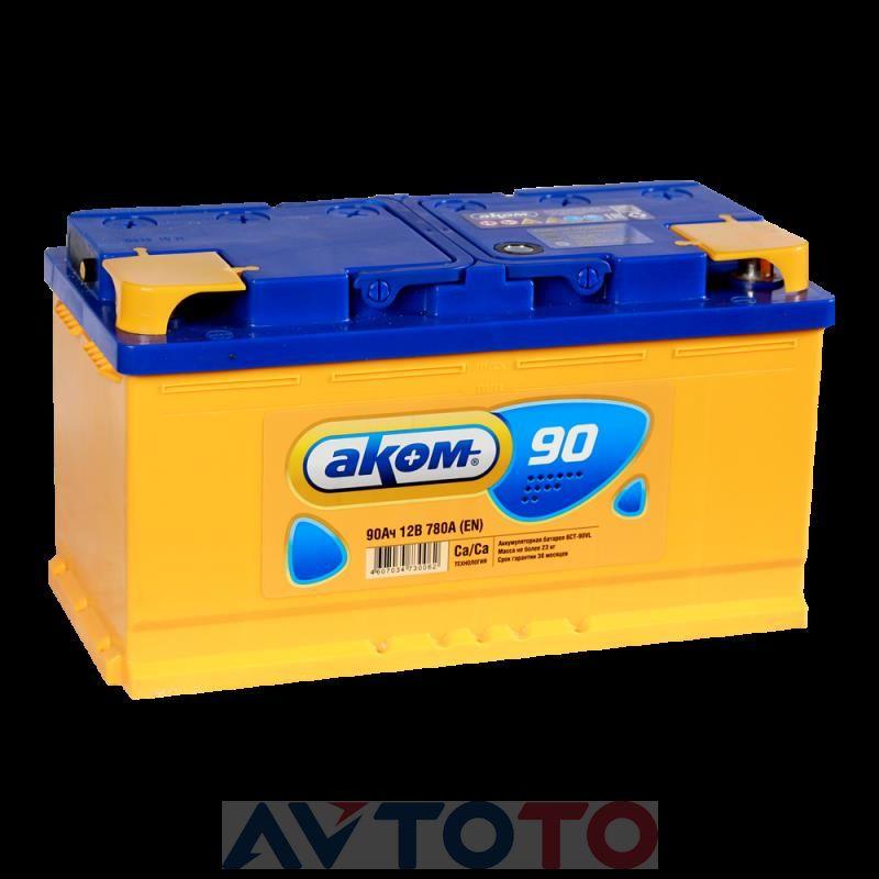 Аккумулятор Аком 4607034730062
