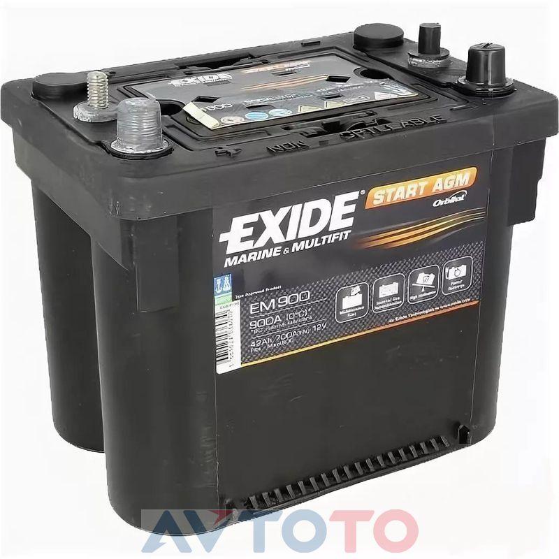 Аккумулятор Exide EM900