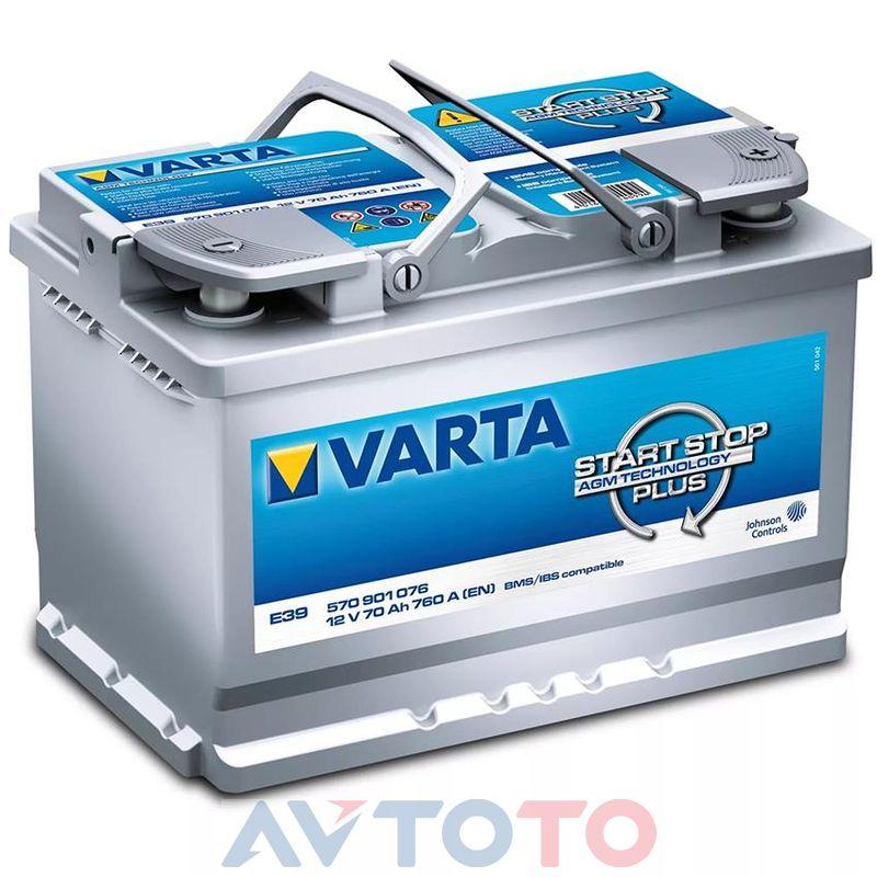 Аккумулятор Varta 570901076