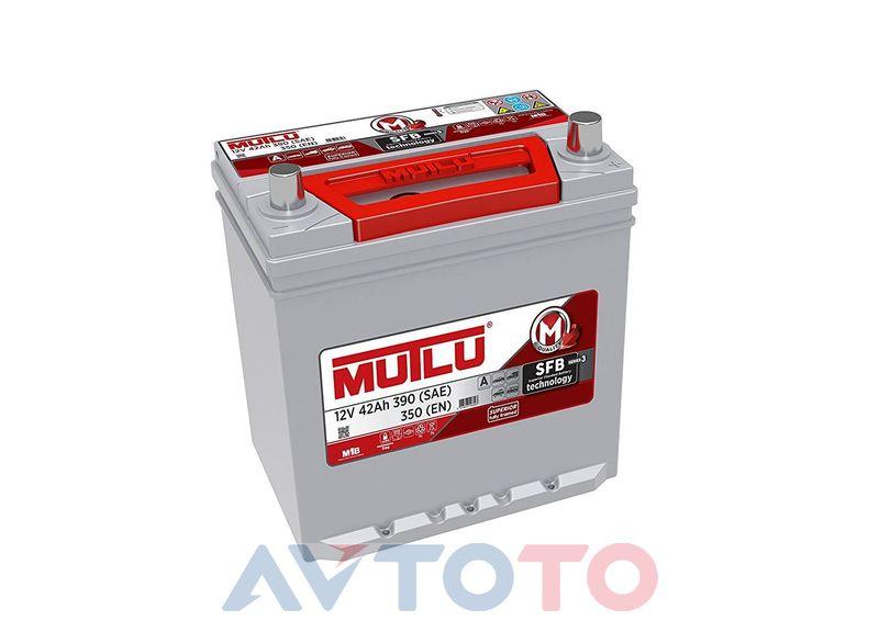 Аккумулятор Mutlu B2042035H