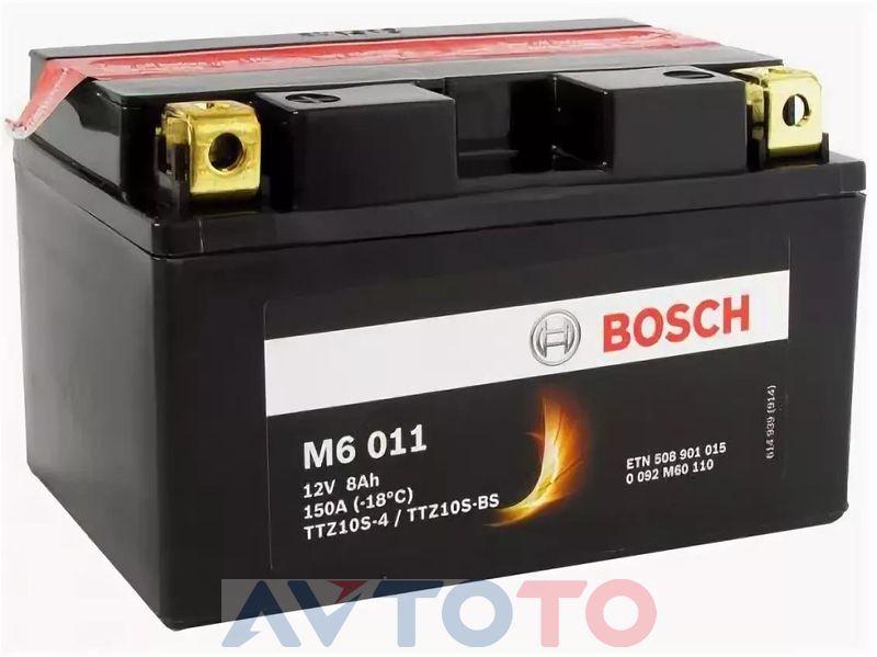 Аккумулятор Bosch 0092M60110