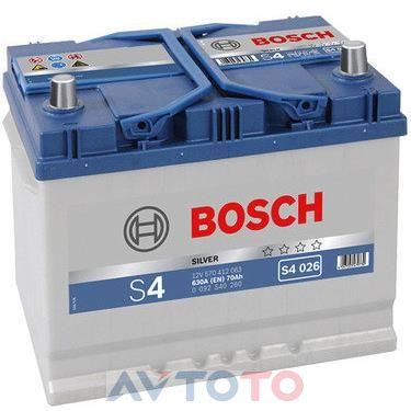 Аккумулятор Bosch 0092S40260