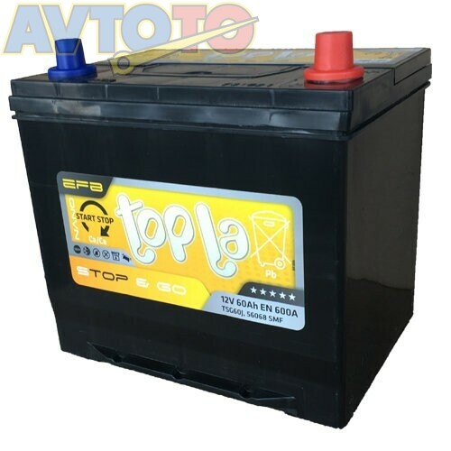 Аккумулятор Topla 112260