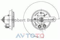 Сигнал звуковой Bosch 0320043143