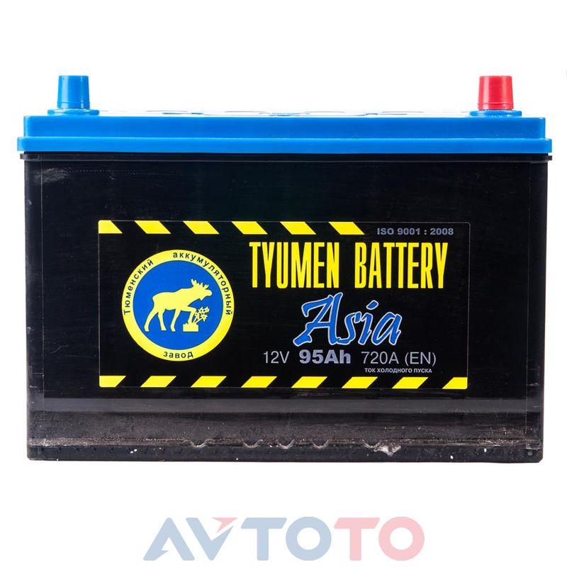 Аккумулятор Tyumen Battery  6CT95L0ASIA