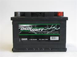 Аккумулятор Gigawatt 0185757009