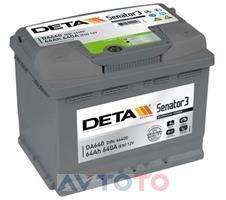 Аккумулятор Deta DA640
