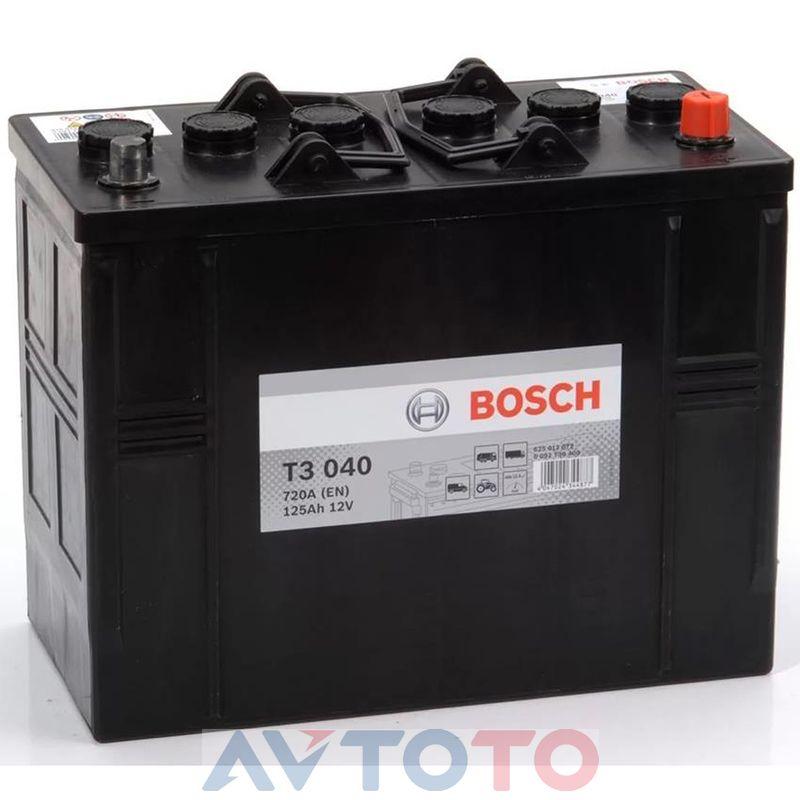 Аккумулятор Bosch 0092T30400