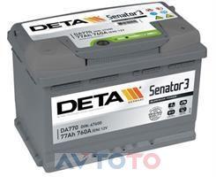 Аккумулятор Deta DA770