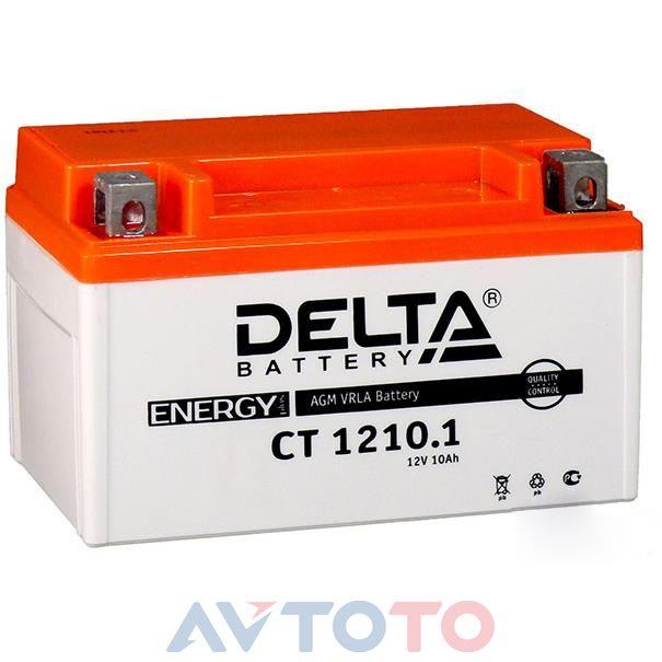 Аккумулятор Delta Battery CT12101