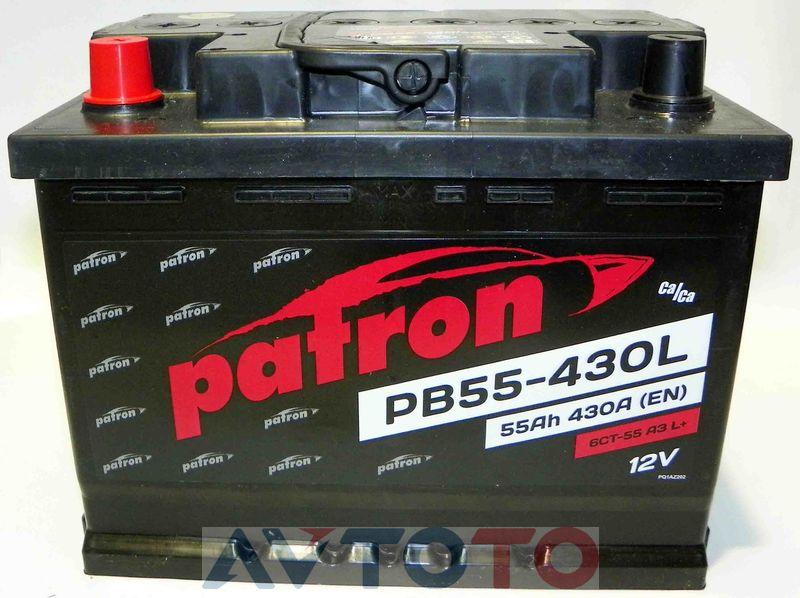 Аккумулятор Patron PB55430L